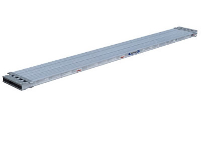 10'-17' Aluminum Extension Plank